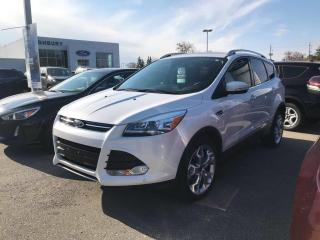 Used 2016 Ford Escape Titanium for sale in London, ON
