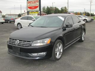 Used 2013 Volkswagen Passat 2.0L TDI SE AT for sale in Alvinston, ON