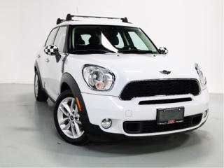 Used 2014 MINI Cooper Countryman S   AWD   6 SPEED   SUNROOF for sale in Vaughan, ON