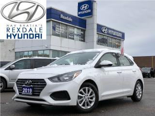 Used 2019 Hyundai Accent 5 Door Preferred Auto for sale in Toronto, ON