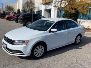 Used 2017 Volkswagen Jetta 1.4 TSI Trendline+ AUTO  HEATED SEATS  APPLE CAR P for sale in Ottawa, ON