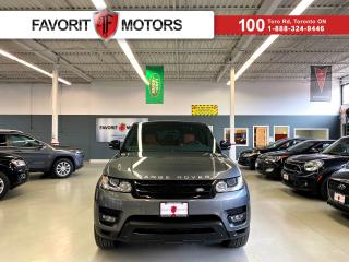 Used 2015 Land Rover Range Rover Sport V8 Supercharged *CERTIFIED!* |NAV|360 CAM|BREMBO| for sale in North York, ON