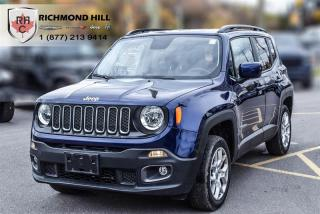 Used 2016 Jeep Renegade 4x4 North for sale in Richmond Hill, ON