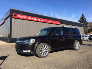 Used 2013 Ford Flex Limited AWD for sale in Edmonton, AB