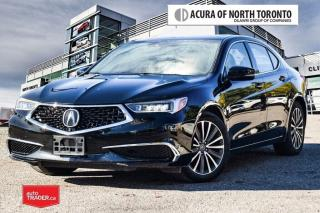 Used 2018 Acura TLX 3.5L SH-AWD w/Tech Pkg for sale in Thornhill, ON
