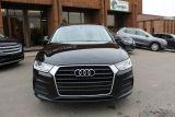 2017 Audi Q3 COMFORT I LEATHER I SUNROOF I HEATED SEATS I KEYLESS ENTRY I