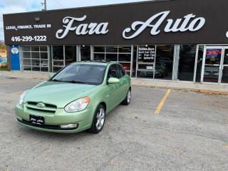 Used 2009 Hyundai Accent SE & SUNROOF for sale in Scarborough, ON