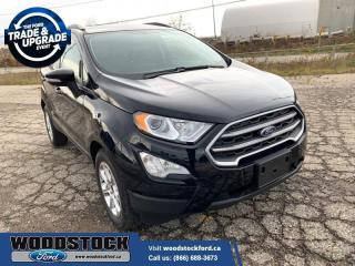 New 2020 Ford EcoSport SE FWD  LEASE FOR 169 BI WEEKLY PLUS HST for sale in Woodstock, ON