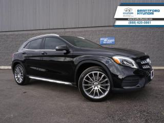 Used 2018 MERCEDES BENZ GLA LOW KMS! | LOCAL TRADE IN  - $209 B/W for sale in Brantford, ON
