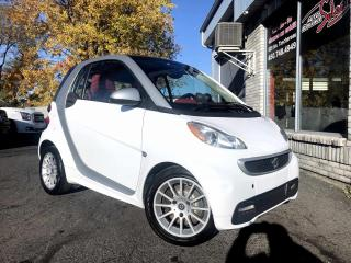 Used 2013 Smart fortwo Coupé 2 portes Passion for sale in Longueuil, QC