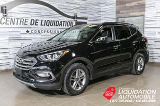 Used 2017 Hyundai Santa Fe Sport SE+AWD+TOIT+CUIR for sale in Laval, QC