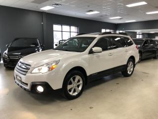 Used 2014 Subaru Outback 2.5I LIMITED*FULLY LOADED*NAVIGATION*REAR VIEW CAM for sale in North York, ON