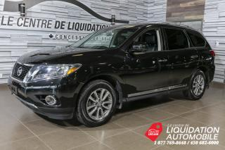 Used 2016 Nissan Pathfinder Sl+awd for sale in Laval, QC