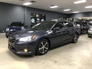 Used 2015 Subaru Legacy 3.6R LIMITED PACKAGE*TECHNOLOGY*NAVIGATION*BACK-UP for sale in North York, ON