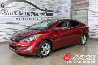 Used 2012 Hyundai Elantra GLS+TOIT+MAGS for sale in Laval, QC