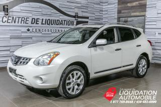 Used 2013 Nissan Rogue SL+AWD+CUIR+TOIT+GPS for sale in Laval, QC
