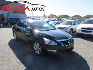 Used 2013 Nissan Altima 4DR SDN V6 CVT 3.5 SL for sale in Beauport, QC