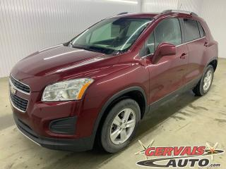 Used 2015 Chevrolet Trax 2LT AWD MAGS AUDIO BOSE CAMÉRA BLUETOOTH for sale in Trois-Rivières, QC
