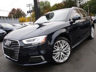Used 2017 Audi A3 e-tron TECHNIK|E-TRON|NAVIGATION|ONE OWNER|PLUG-IN HYBRID for sale in Burlington, ON