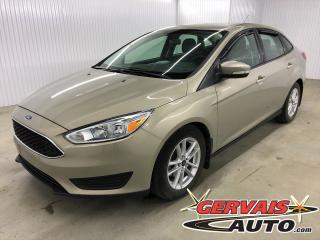 Used 2015 Ford Focus SE A/C for sale in Shawinigan, QC