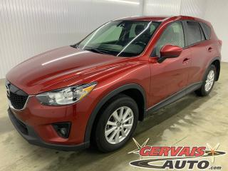 Used 2013 Mazda CX-5 GS AWD MAGS TOIT CAMÉRA DE RECUL BLUETOOTH SIÈGES CHAUFFANTS for sale in Trois-Rivières, QC