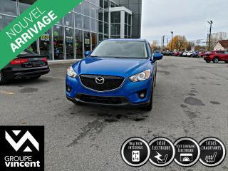 Used 2014 Mazda CX-5 GS AWD ** GARANTIE 10 ANS ** Bas kilométrage! for sale in Shawinigan, QC