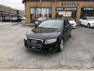 Used 2008 Audi A4 4dr Sdn Auto 2.0T quattro for sale in North York, ON