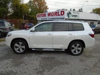 Used 2009 Toyota Highlander V6 Sport for sale in Scarborough, ON