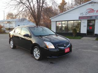 Used 2011 Nissan Sentra 2.0 for sale in Barrie, ON
