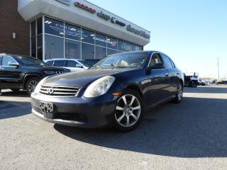 Used 2005 Infiniti G35 BASE for sale in Concord, ON
