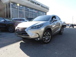 Used 2016 Lexus NX 200t NAVI/LEATHER/TECH PACKAGE for sale in Concord, ON
