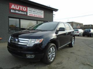 Used 2010 Ford Edge Limited AWD for sale in St-Hubert, QC