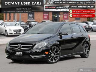 Used 2013 Mercedes-Benz B-Class Sports Tourer B 250 Certified! Mint Condition! for sale in Scarborough, ON