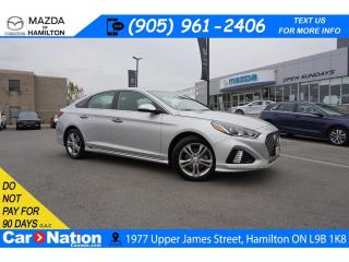 Used 2019 Hyundai Sonata ESSENTIAL | SPT PKG | REAR CAM | SUNROOF | CARPLAY for sale in Hamilton, ON