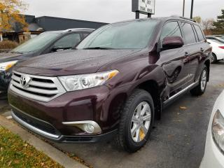 Used 2011 Toyota Highlander V6 | A/C | KEYLESSENTRY | CRUISE | BACKUPCAM for sale in Burlington, ON