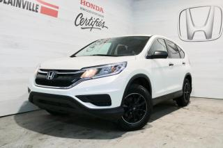 Used 2015 Honda CR-V LX 2WD for sale in Blainville, QC