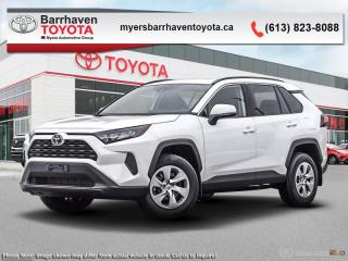 New 2020 Toyota RAV4 LE AWD  - Heated Seats - $216 B/W for sale in Ottawa, ON