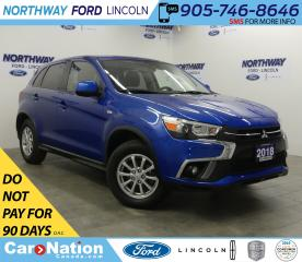 Used 2018 Mitsubishi RVR SE | AWD | HTD SEATS | BACKUP CAM | BLUETOOTH | for sale in Brantford, ON