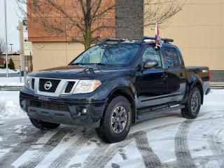 Used 2017 Nissan Frontier Pro-4X for sale in Drummondville, QC