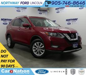 Used 2017 Nissan Rogue SV | PANOROOF | BACK UP CAM for sale in Brantford, ON