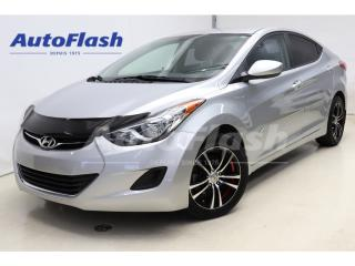 Used 2013 Hyundai Elantra GL *Bluetooth *Mags *A/C *Cruise *Extra-Clean for sale in St-Hubert, QC