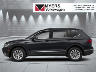 New 2019 Volkswagen Tiguan Trendline 4MOTION  -  Bluetooth for sale in Kanata, ON