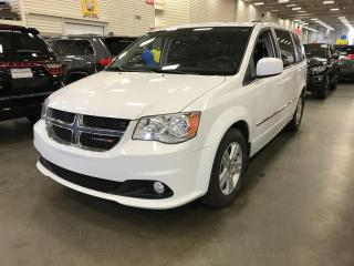 Used 2013 Dodge Grand Caravan Crew for sale in Sherbrooke, QC