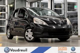 Used 2010 Honda Fit DX-A automatique * AIR CLIMATISÉ * for sale in Vaudreuil-Dorion, QC