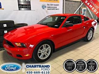 Used 2012 Ford Mustang Coupé 2 portes V6 for sale in Laval, QC