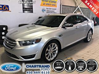 Used 2016 Ford Taurus Berline 4 portes Limited traction intégr for sale in Laval, QC