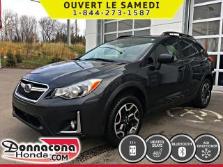Used 2016 Subaru XV Crosstrek 2.0i AWD *TVC GROUPE TOURISME* for sale in Donnacona, QC