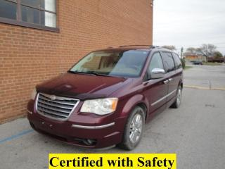 Used 2008 Chrysler Town & Country Limited for sale in Oakville, ON