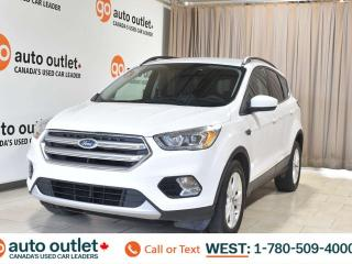 Used 2017 Ford Escape Se, 1.5L I4, 4wd, Cloth heated seats, Backup camera, Bluetooth for sale in Edmonton, AB