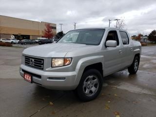 Used 2006 Honda Ridgeline AWD, EX-L, Auto,  3/Y warranty available. for sale in Toronto, ON